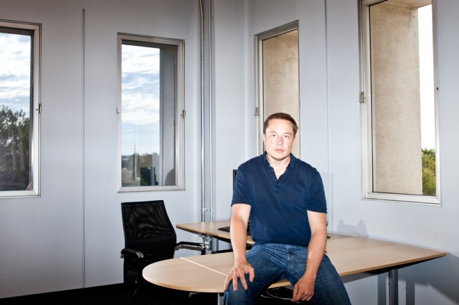 Elon Musk. Photo: Ariel Zambelich/WIRED